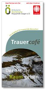 hospitzhilfe Siegen Trauercafe Flyer